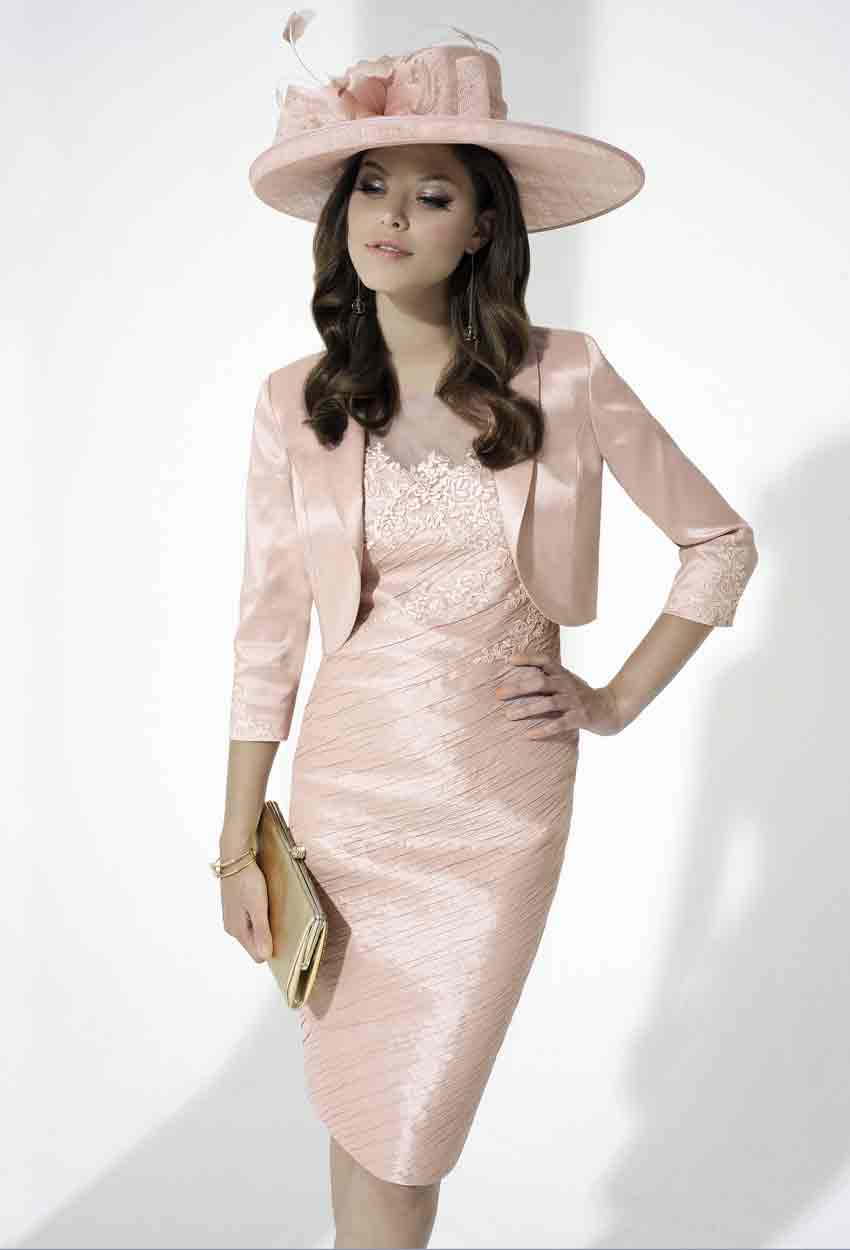 IW948 with Jacket Damask Rose
