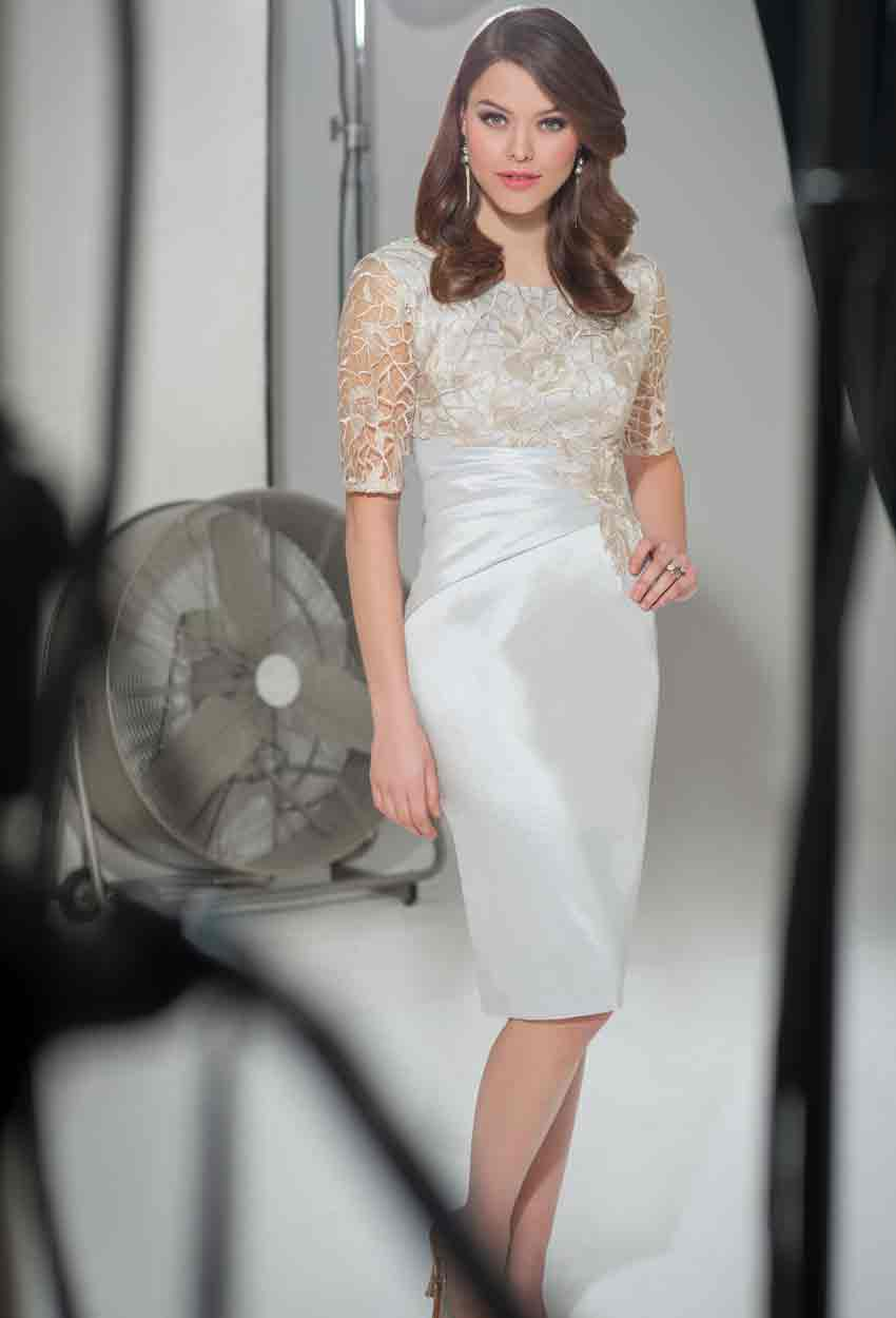 IY971 Dress Glacier Noisette
