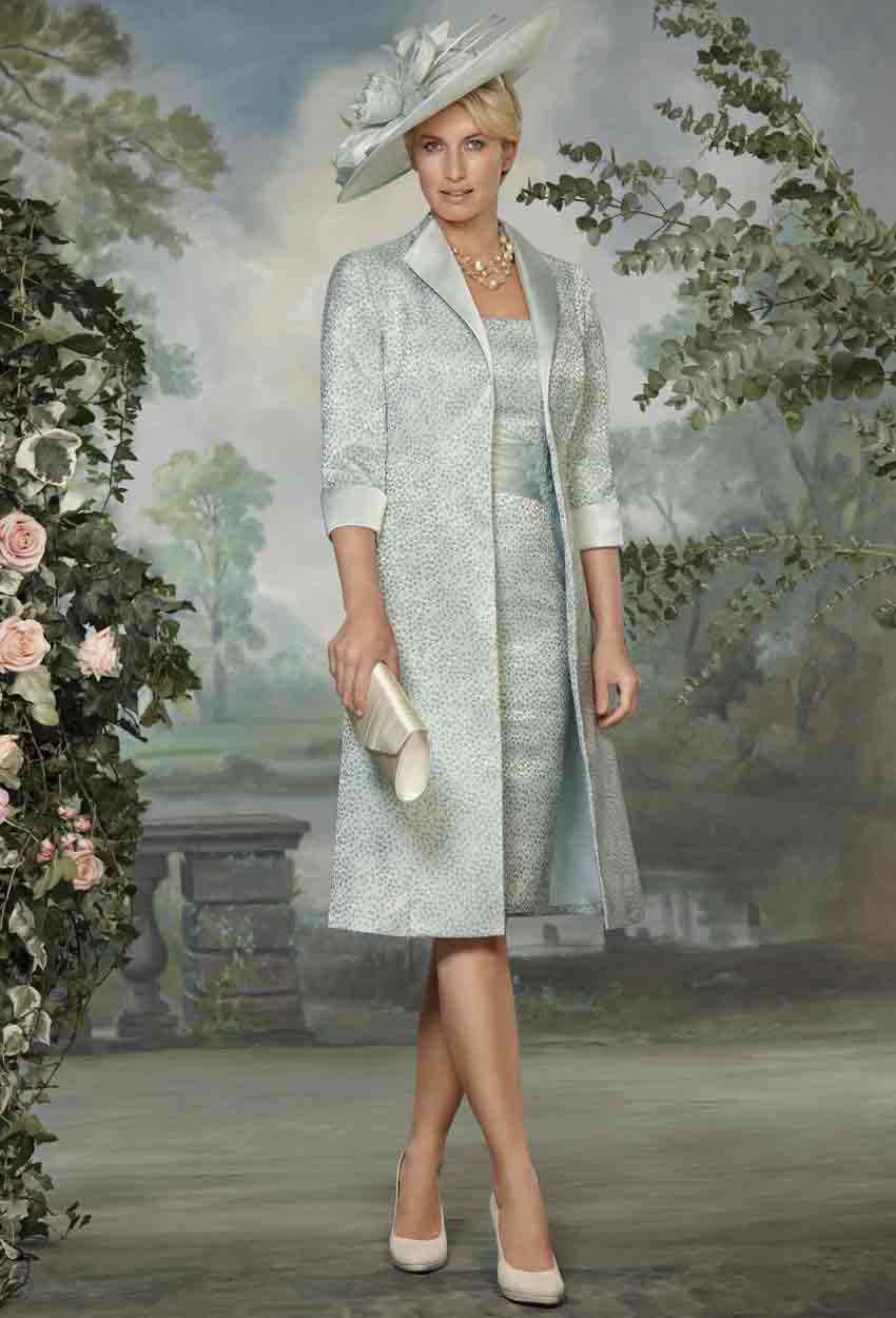 11287 Aloe Dress and Coat