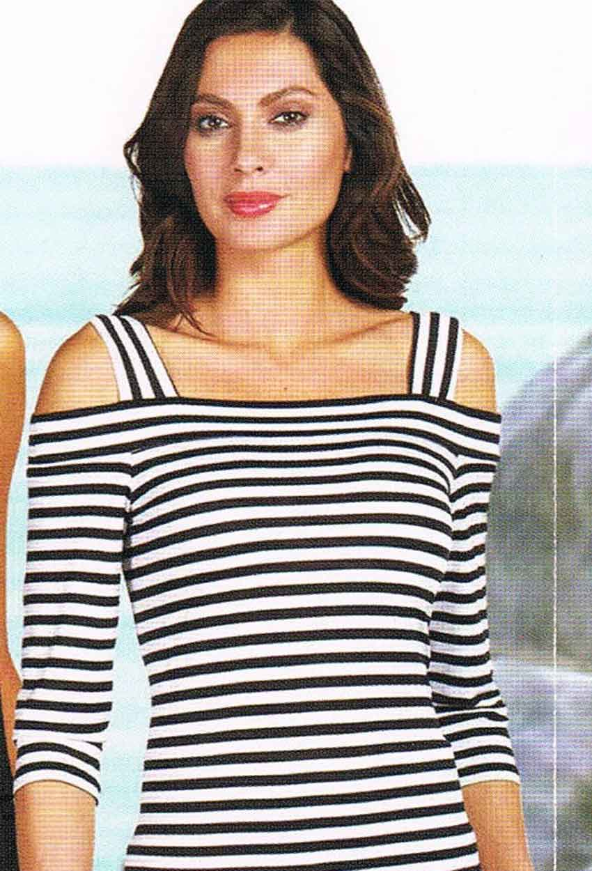 66248 Stripe Top