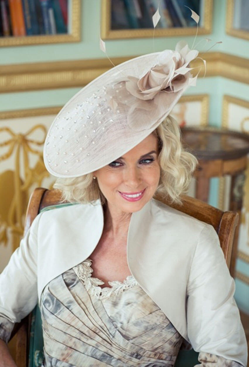 Cream of Royston: Mother of the Bride and Groom: Hats and Fascinators Collections
