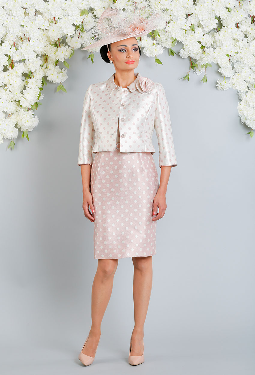 812 and 79 - Luis Civit Dress and Jacket