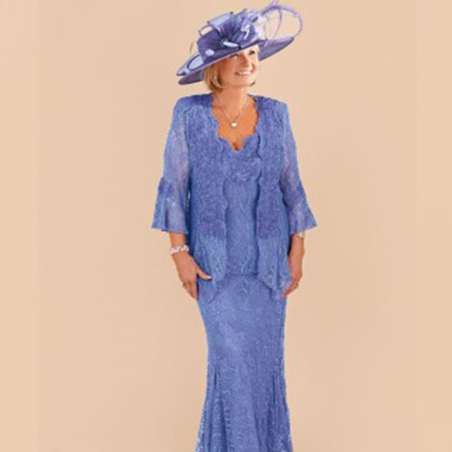 Ann Balon Occasion Wear for Mother of the Bride and Groom