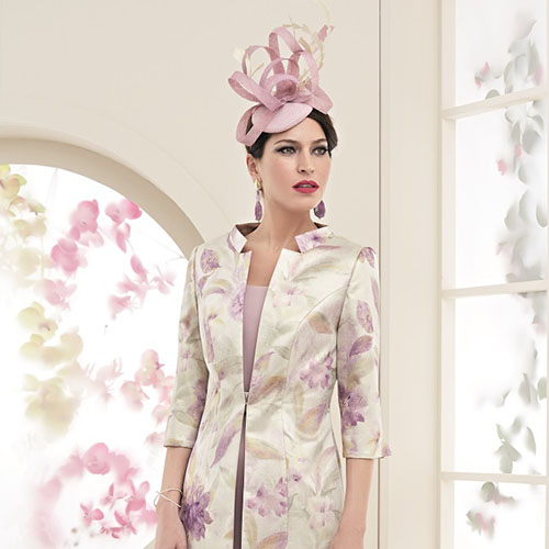 Cabotine and Zeila Occasion Wear for Mother of the Bride and Groom