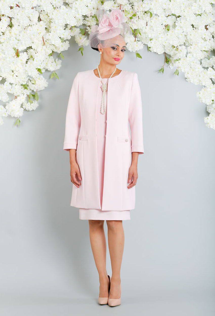 Lea and Lois - Claudia C Dress and Jacket