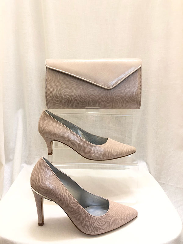 Cream of Royston: Shoes and Bags: Kovan Pink