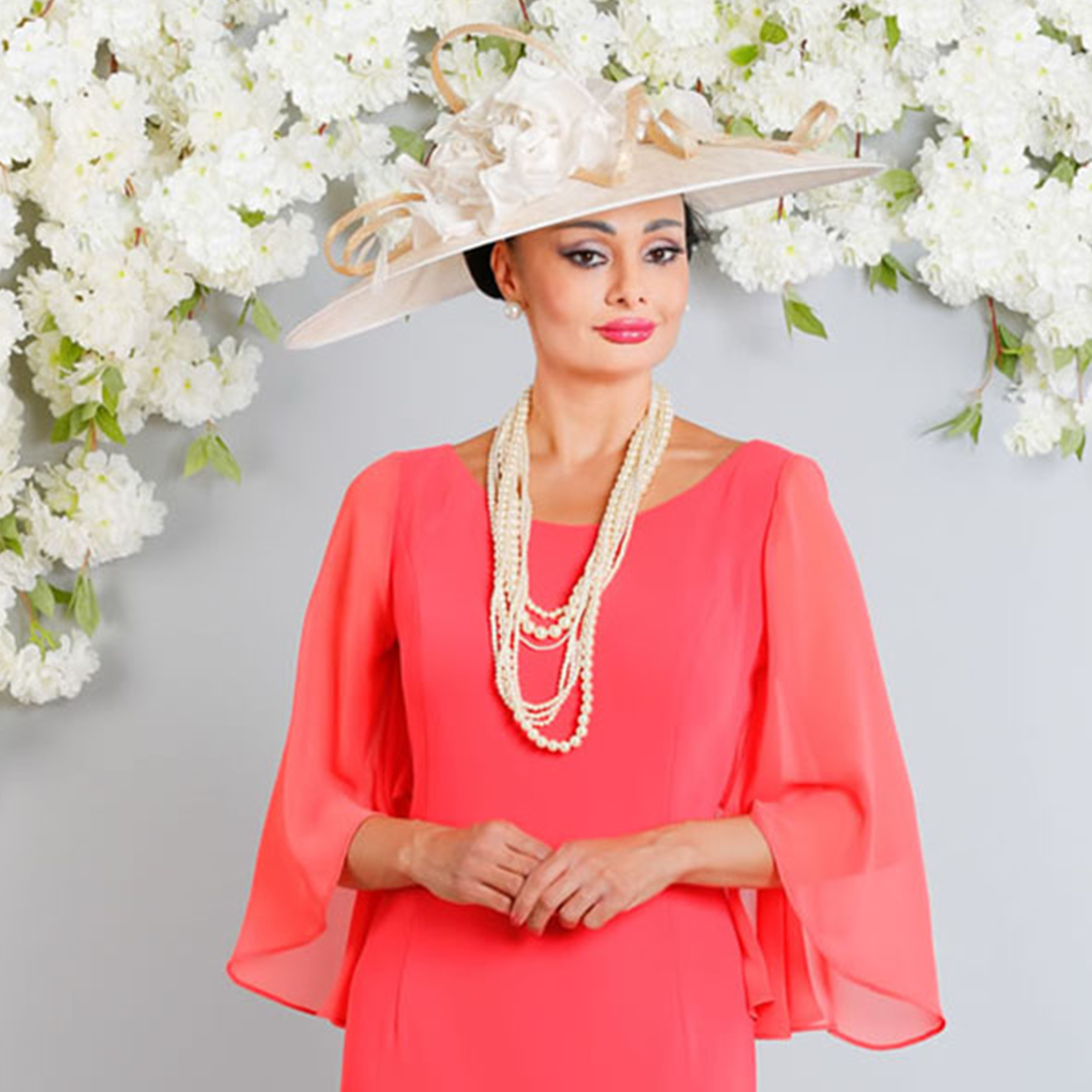 Claudia C and Luid Civit Occasion Wear for Mother of the Bride and Groom