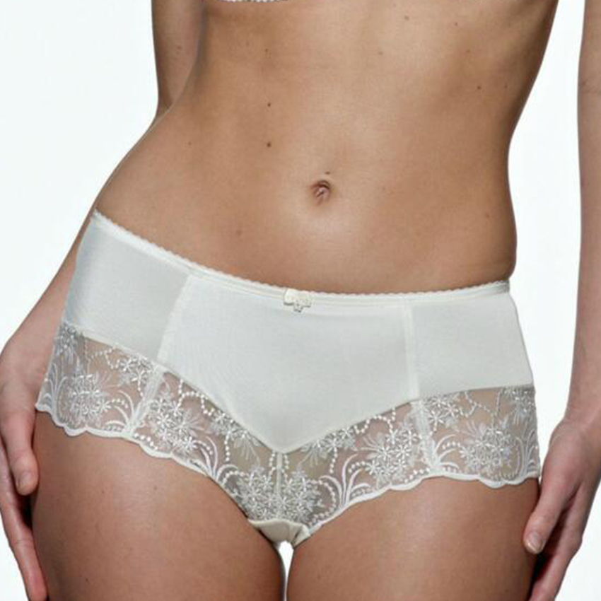 Charnos Eve French Knicker Ivory